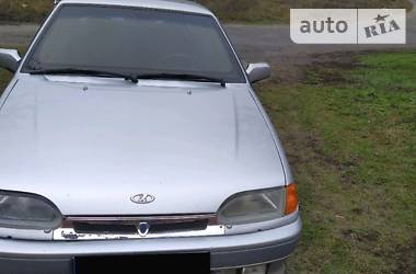Lada 2115 2004 в Чигирине