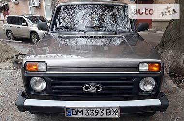 Lada 4x4 2018 в Ромнах
