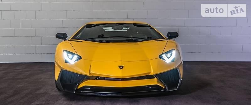 Lamborghini Aventador 2019 року в Києві