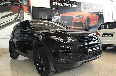 Внедорожник / Кроссовер Land Rover Discovery Sport 2016 в Одессе
