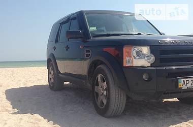 Land Rover Discovery V8 4.4 HSE 2005
