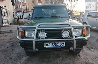 Land Rover Discovery 1996 в Киеве