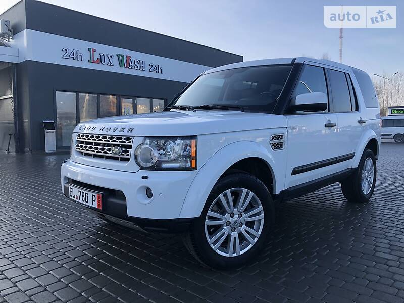 Land Rover Discovery 2010 в Ковеле