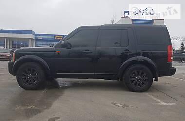 Позашляховик / Кросовер Land Rover Discovery 2006 в Києві