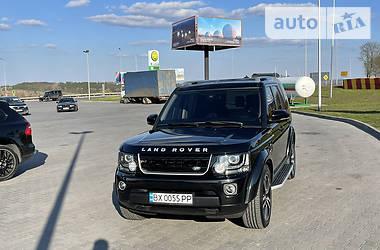 Внедорожник / Кроссовер Land Rover Discovery 2016 в Хмельницком