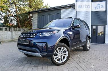 Позашляховик / Кросовер Land Rover Discovery 2017 в Львові