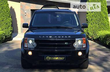 Внедорожник / Кроссовер Land Rover Discovery 2009 в Львове