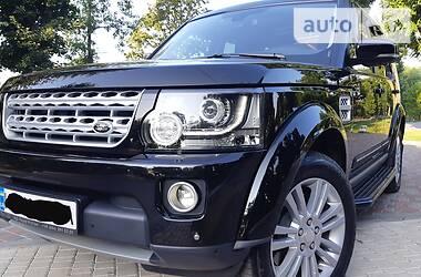 Внедорожник / Кроссовер Land Rover Discovery 2015 в Киеве