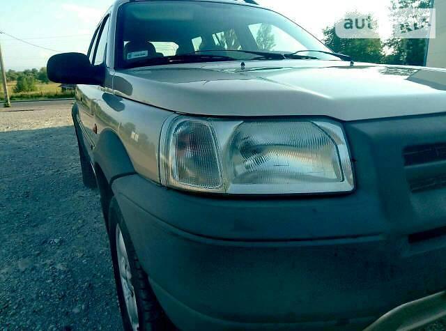 Land Rover Freelander 2002 в Дрогобыче