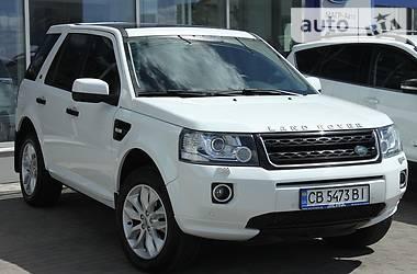 Land Rover Freelander 2.0 4 WD
