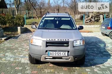 Land Rover Freelander 1999 в Ужгороде
