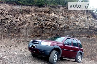 Land Rover Freelander 2002 в Сколе