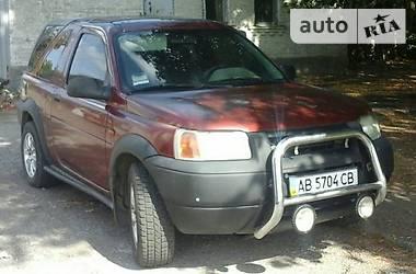 Land Rover Freelander 1998 в Виннице