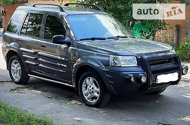 Внедорожник / Кроссовер Land Rover Freelander 2001 в Кропивницком