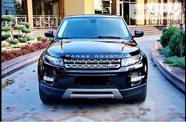 Land Rover Range Rover Evoque 2015 в Тернополе