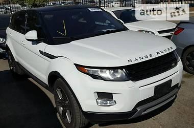 Land Rover Range Rover Evoque 2014 в Львове