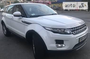 Land Rover Range Rover Evoque 2013 в Киеве