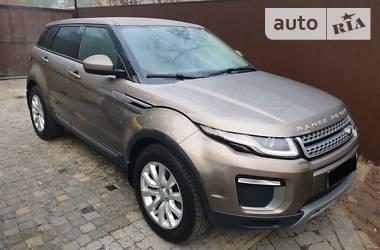 Land Rover Range Rover Evoque 2016 в Киеве