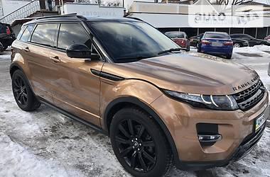 Land Rover Range Rover Evoque HSE-Dinamic+