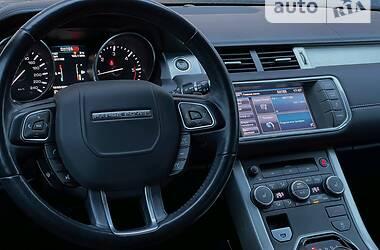 Позашляховик / Кросовер Land Rover Range Rover Evoque 2011 в Києві