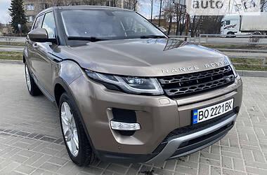 Внедорожник / Кроссовер Land Rover Range Rover Evoque 2015 в Тернополе