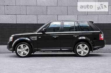 Land Rover Range Rover Sport Supercharged 5.0 2010
