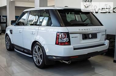 Land Rover Range Rover Sport V8 Supercharged 2012