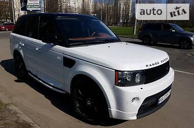 Land Rover Range Rover Sport 2012