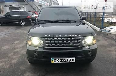 Land Rover Range Rover Sport 2006 в Хмельницком