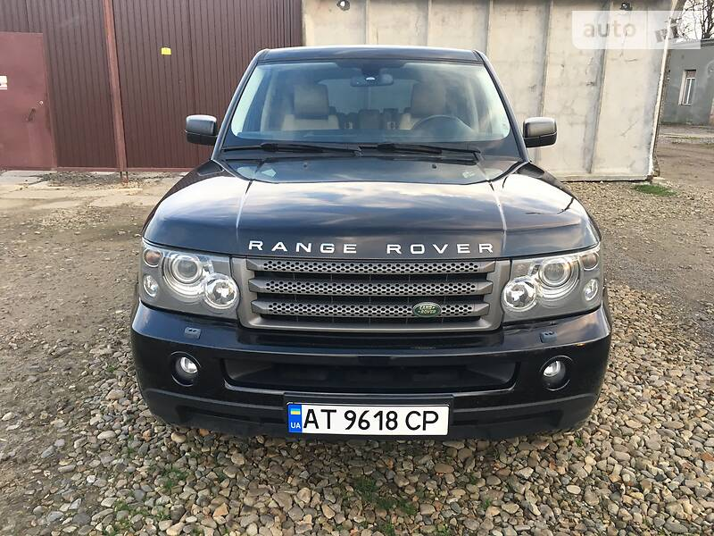 Land Rover Range Rover Sport 2006 в Коломые