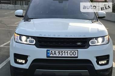 Land Rover Range Rover Sport 2015 в Києві