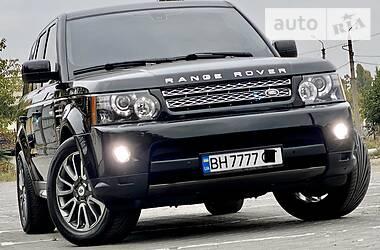Внедорожник / Кроссовер Land Rover Range Rover Sport 2013 в Одессе