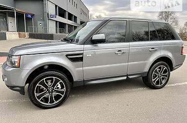 Позашляховик / Кросовер Land Rover Range Rover Sport 2013 в Києві