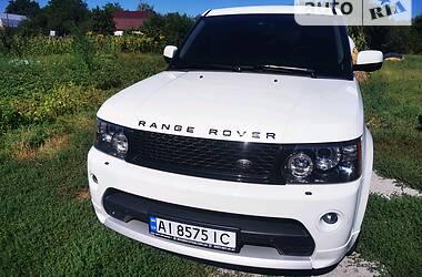 Внедорожник / Кроссовер Land Rover Range Rover Sport 2012 в Киеве