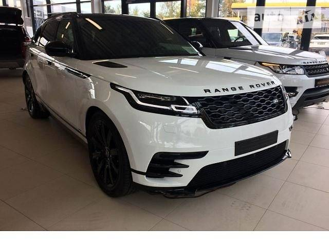 Land Rover Range Rover Velar 2018 года в Киеве