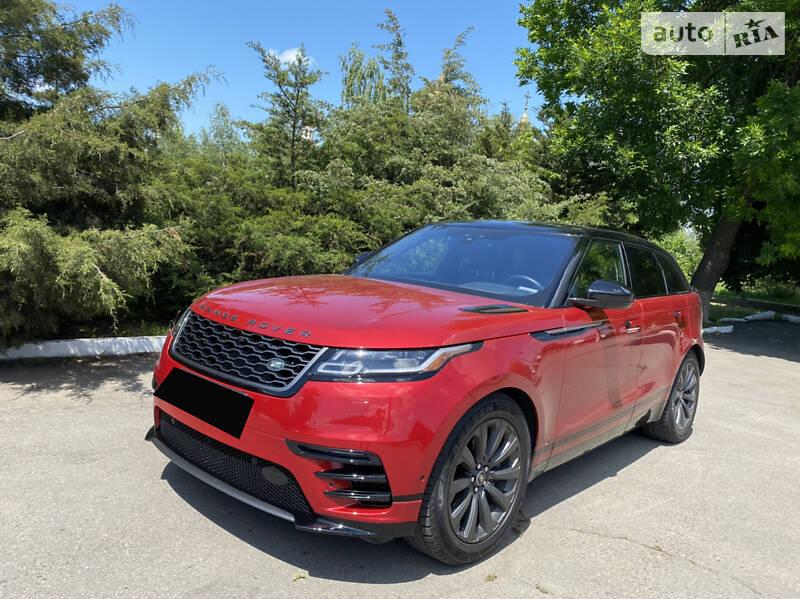 Внедорожник / Кроссовер Land Rover Range Rover Velar 2017 в Одессе