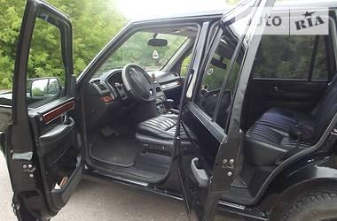 Land Rover Range Rover 1999