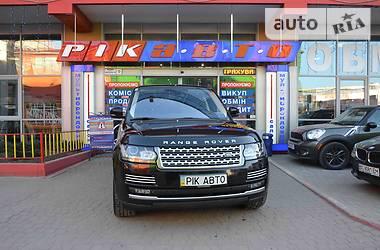 Land Rover Range Rover 2014 в Львове