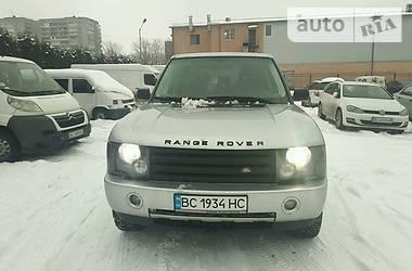 Land Rover Range Rover  2004