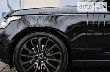 Land Rover Range Rover avtobiografy 2017