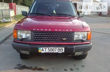 Land Rover Range Rover 1998 в Ивано-Франковске