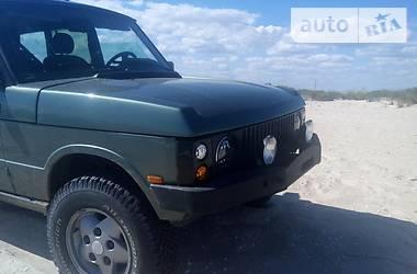 Land Rover Range Rover 1988 в Одессе