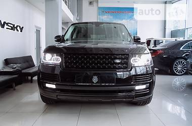 Land Rover Range Rover VOGUE BLACK PACK