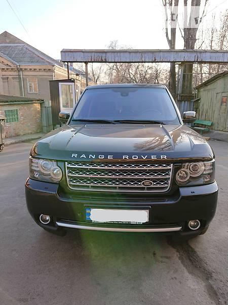 Land Rover Range Rover 2012 года в Черкассах