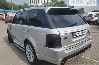 Внедорожник / Кроссовер Land Rover Range Rover 2005 в Львове