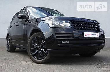 Универсал Land Rover Range Rover 2016 в Киеве