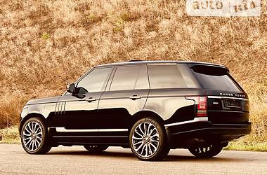 Внедорожник / Кроссовер Land Rover Range Rover 2016 в Одессе