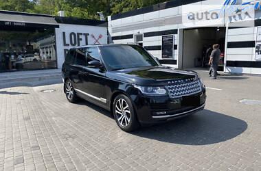 Внедорожник / Кроссовер Land Rover Range Rover 2016 в Киеве