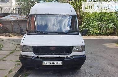 LDV Convoy груз.-пасс. 2004 в Львове
