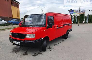 Мікроавтобус вантажний (до 3,5т) LDV Convoy груз. 2004 в Львові